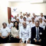 """MSPyBS – Hosp. de Trauma """"Prof. Manuel Giagni"""": Clausura de Coaching"""